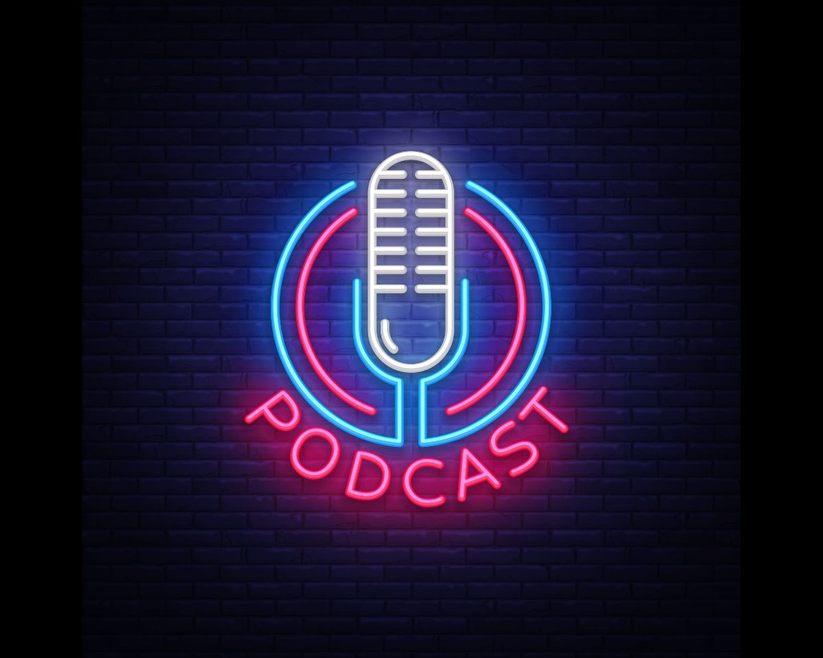 How to design a great podcast logo